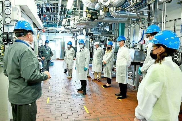 Syngenta übernimmt das Novartis-Produktionsgebäude in Muttenz