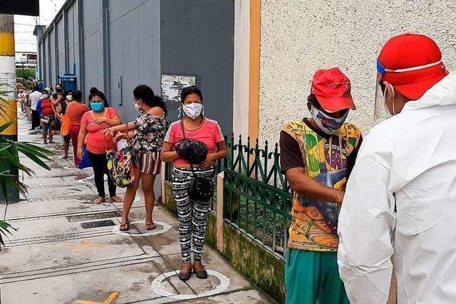 Lenzkircher Partnerpfarrei in Peru bittet um Hilfe