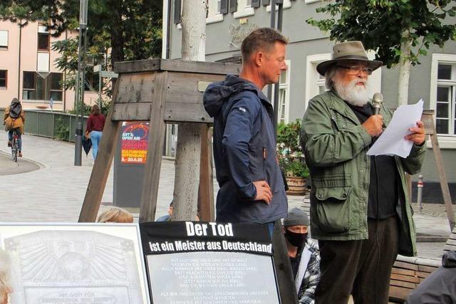 Eindringliche Rede zum Gedenktag für den Überfall auf Polen vor 81 Jahren