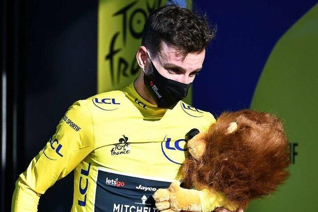 Tour de France: Das Gelbe Trikot wechselt am grünen Tisch