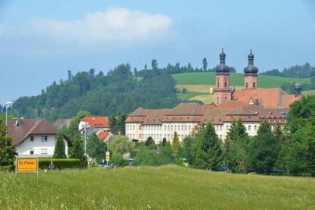 St. Peter ist berühmt für sein Kloster und den Film