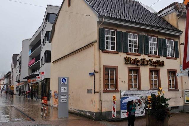 Niemand will die denkmalgeschützten Uehlin-Häuser in Schopfheim kaufen