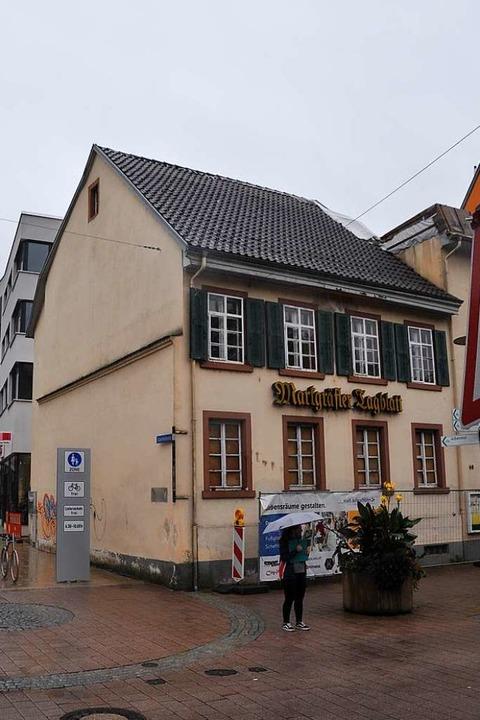Kein Käufer hat sich für die Uehlin-Häuser gefunden.  | Foto: Nicolai Kapitz