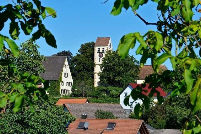 Im kleinen Dorf Betberg werden Ruhesuchende fündig