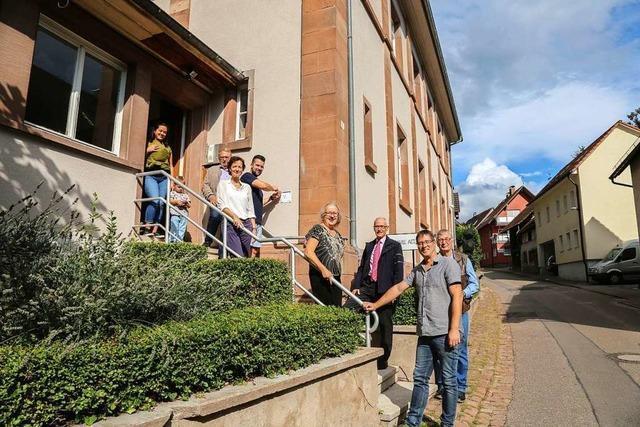 Die Kunsthalle Altdorf hat eine neue Fassade erhalten