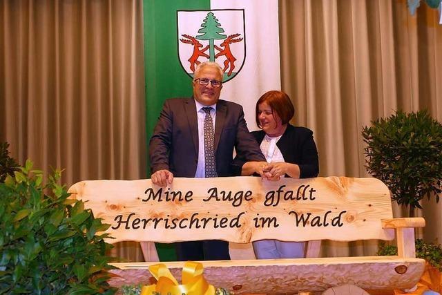 Mit Christof Berger tritt eine Bürgermeister-Persönlichkeit ab