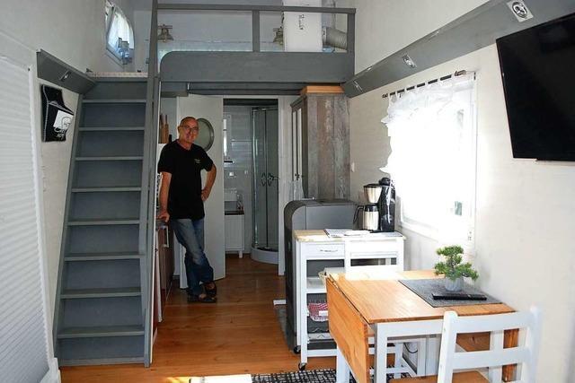 Das Baurechtsamt lehnt die Tiny-Houses in Rheinfelden-Eichsel ab