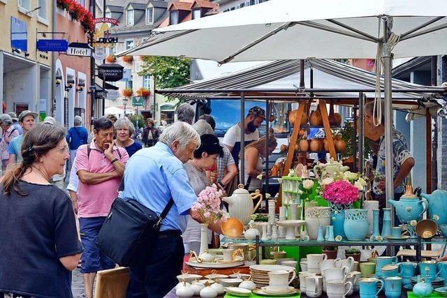 Veranstalterinnen des Freiburger Kunsthandwerkermarkts hoffen auf Ersatztermin