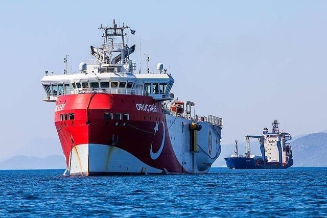 Worum geht es im griechisch-türkischen Konflikt – und wie lässt er sich lösen?