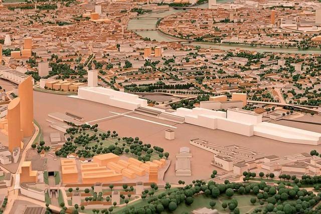 In Basel entsteht ein Labor für die Stadt der Zukunft