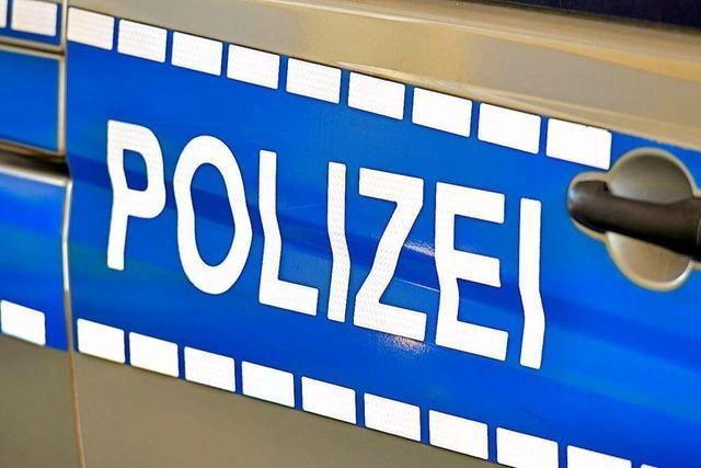 Polizei in Lörrach sucht Zeugen eines Raubs