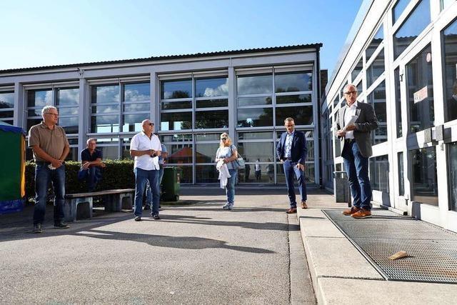 Das Schulhaus in Lahr-Reichenbach muss saniert werden