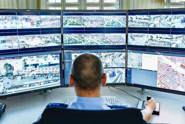 Künstliche Intelligenz soll Mannheimer Polizei die Arbeit erleichtern