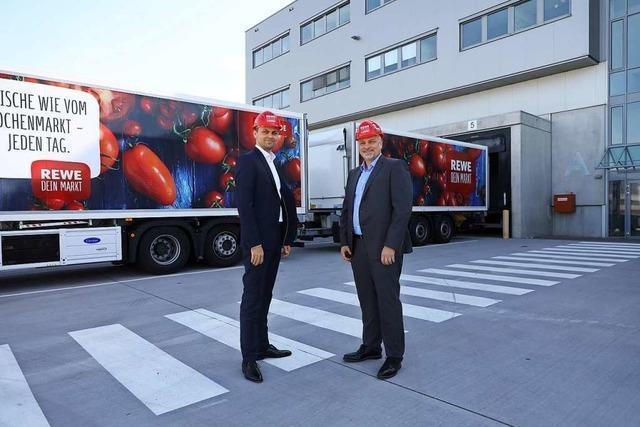 Rewe investiert 21 Millionen Euro in den Standort Lahr
