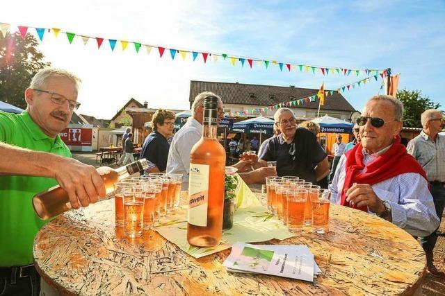 Das Weinfest in Kippenheim ist abgesagt – Winzer bieten Alternativen