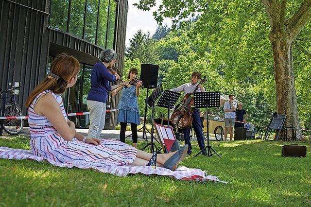 Das Freiburger Barockorchester spielt am Wochenende ein Kinderkonzert