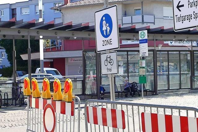 SPD attestiert der Fußgängerzone in der Weiler Innenstadt einen Fehlstart