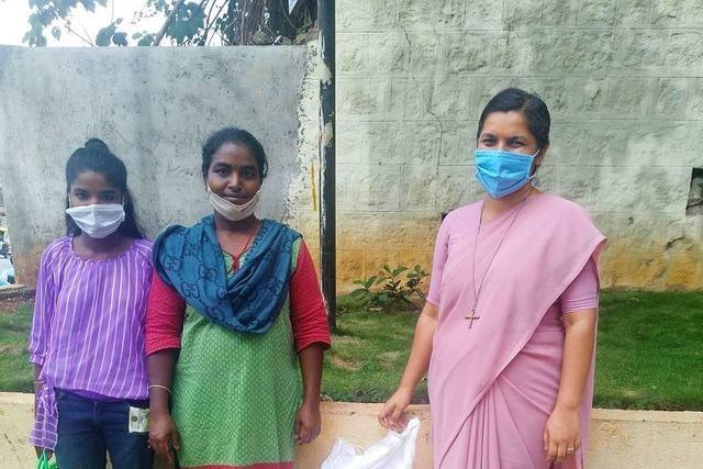 Oberrimsinger Lucy-Hilfswerk spendet 10 000 Euro für Bedürftige in Indien