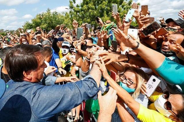 Brasilien kehrt zur Normalität zurück – trotz Tausender Corona-Toten