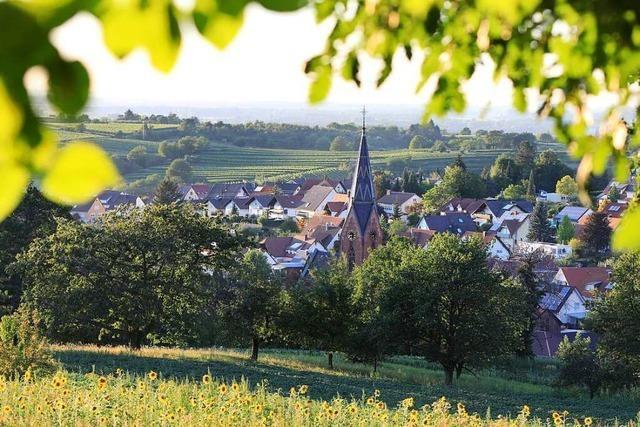 In Friesenheim-Schuttern steht der höchste Kirchturm der Ortenau