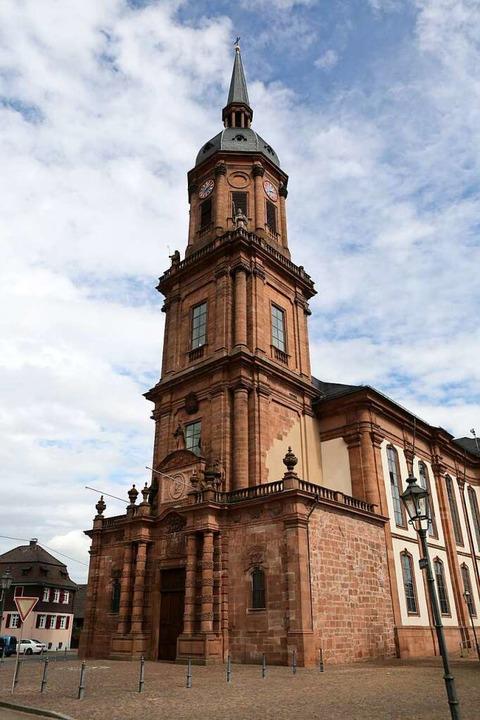 Die Klosterkirche Schuttern  | Foto: Christoph Breithaupt