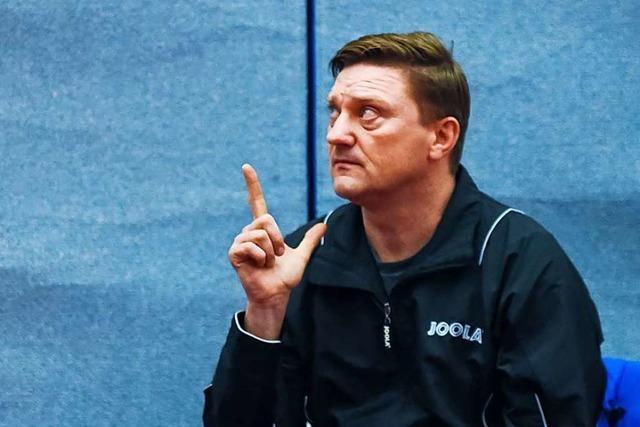 Trainer Alen Kovac: