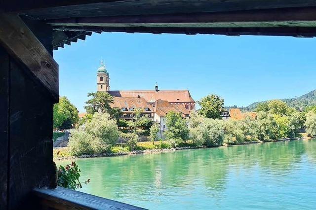 In Bad Säckingen erholt sich der Tourismus nach dem Lockdown langsam wieder