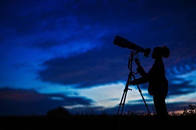 Landschaftspflegeverein bietet Sternennacht in Ettenheimweiler an