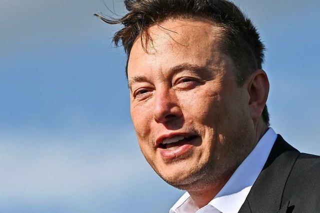 Elon Musk liebt Neuland, bricht Konventionen – und ist gewiss kein Heiliger