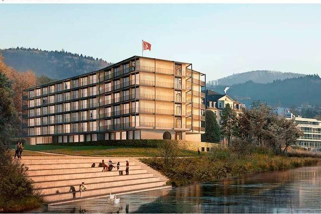 Das Parkresort in Rheinfelden/Schweiz will groß investieren