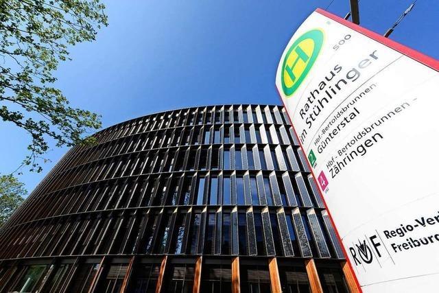Rathaus im Stühlinger kostet Freiburg 82,5 Millionen Euro