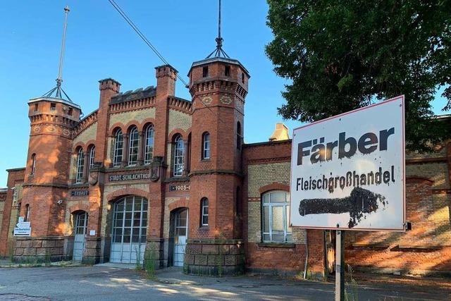 In Offenburgs alten Schlachthof zieht die Kunst- und Kreativszene ein