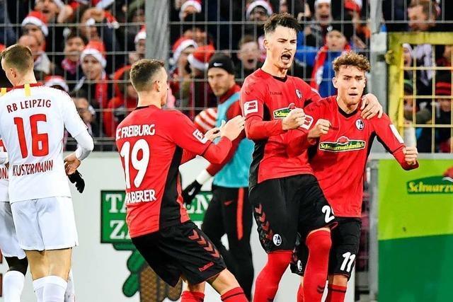 SC Freiburg verdient über 36 Millionen Euro durch Transfers