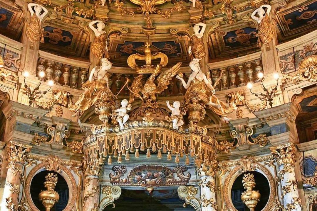 Das renovierte Markgräfliche Opernhaus in Bayreuth  | Foto: Bayerische Schlösserverwaltung