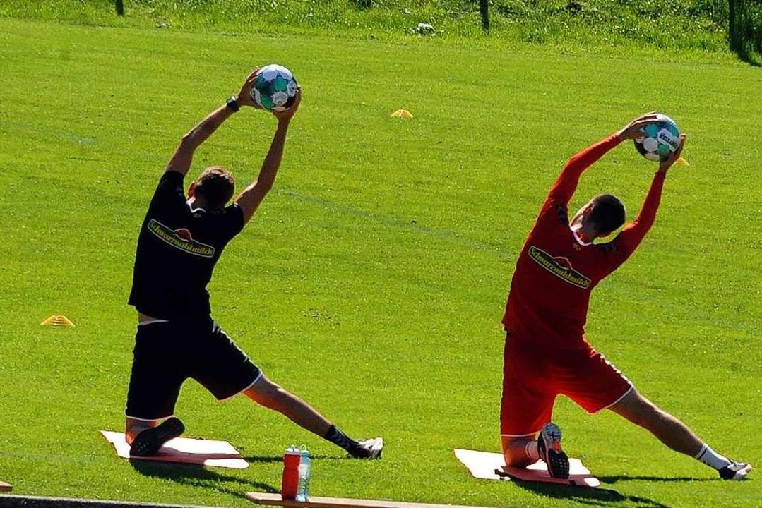 Beim SC Freiburg können sie recht ents...Sportclub solide gewirtschaftet haben.  | Foto: Meinrad Schön