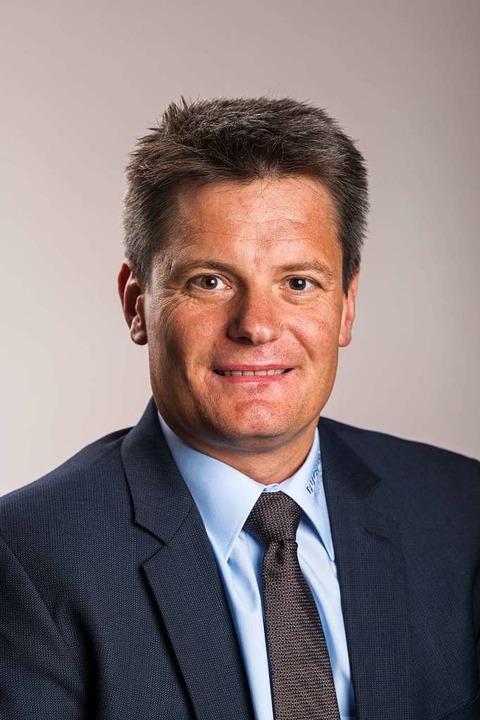 Jens Kubasch ist Geschäftsführer von Bucher Hydraulics Deutschland in Klettgau.  | Foto: Bucher Hydraulics