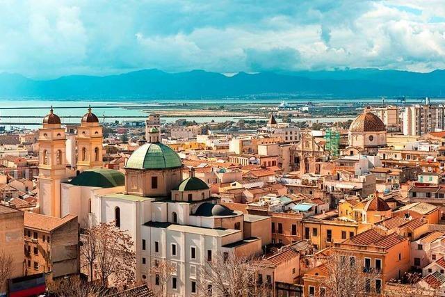 Raus aus dem Kuschelkokon und rein in die Stadt auf Sardinien