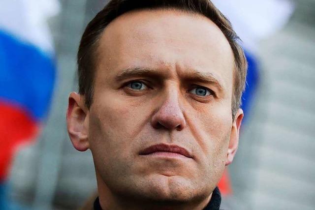 Russland wirft Deutschland Verzögern der Nawalny-Ermittlungen vor