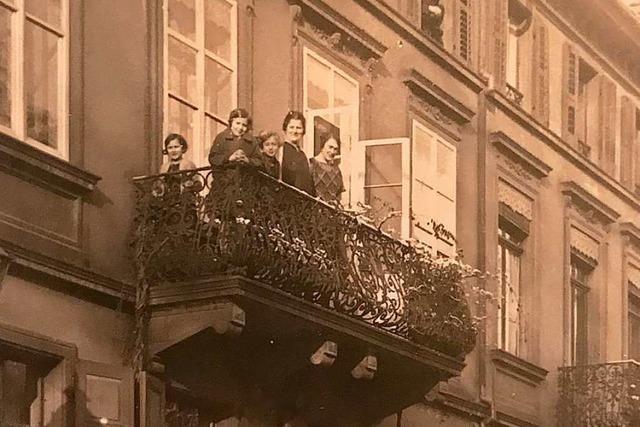 Die Flucht der jüdischen Familie Weil-Lion aus Freiburg