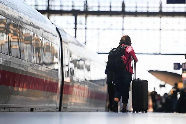 Bahn will junge Leute mit ermäßigten Tickets locken