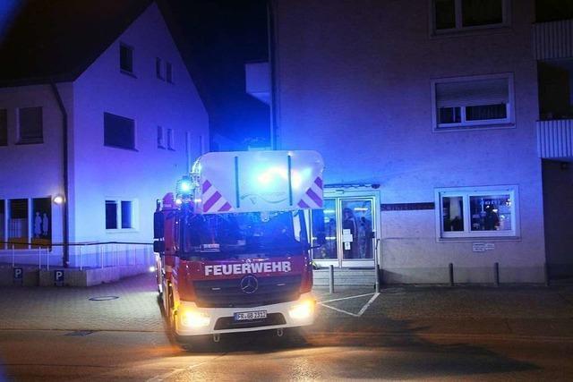 Signal eines Rauchmelders löst Feuerwehreinsatz aus