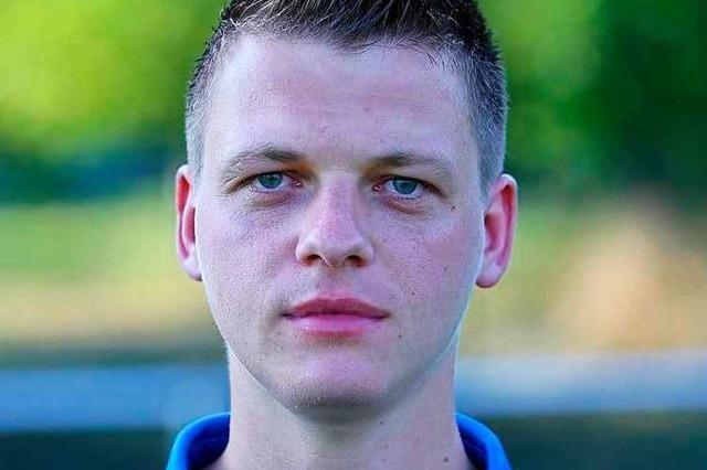 Efringens Trainer Dennis Weiß: