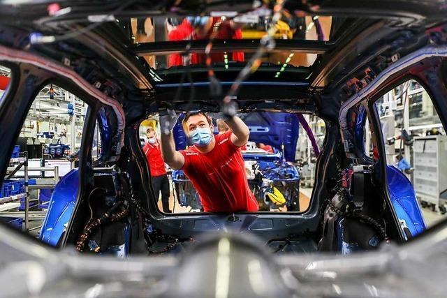 Autoindustrie kann auf neue Hilfe hoffen