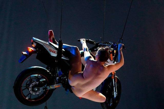 Florentina Holzingers Basler Tanzperformance träumt vom Fliegen