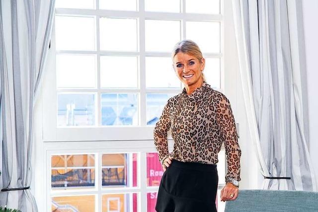 Michaela Doll-Lämmer ist seit 24 Jahren Direktorin der Europa-Park-Hotels