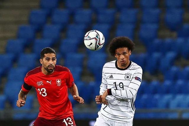 DFB-Team verspielt wieder Führung – 1:1 in Basel gegen die Schweiz