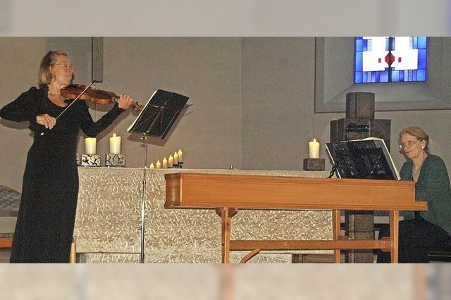 Der Nachklang Bachs ertönt in Görwihl