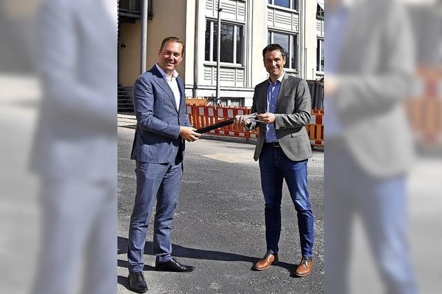 Rund sieben Millionen Euro für Breitband