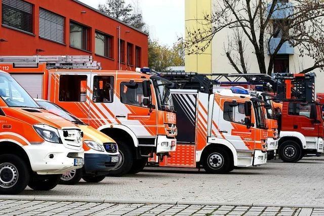 Polizei ermittelt nach Brand auf Campingplatz in Freiburg-Hochdorf