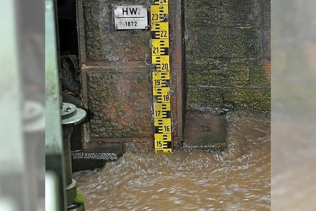 Krassestes Hochwasser 1744
